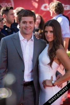 ricky stenhouse-jr in The 2014 ESPYS at the Nokia Theatre L.A. LIVE - Red Carpet