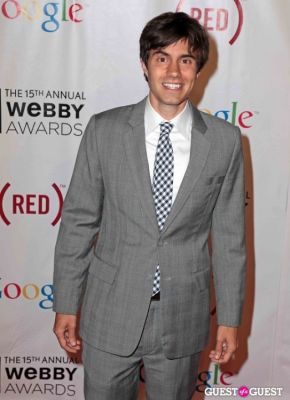 ricky van-veen in The 15th Annual Webby Awards