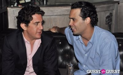 right: andres-santo-domingo in Charles Maddock Foundation Benefit