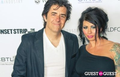 """riki rachtman in """"Sunset Strip"""" Premiere After Party @ Lure"""