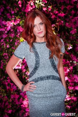 riley keough in Chanel Hosts Eighth Annual Tribeca Film Festival Artists Dinner