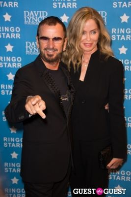 "ringo starr in Ringo Starr Honored with ""Lifetime of Peace & Love Award"" by The David Lynch Foundation"