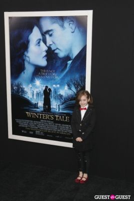 ripley sobo in Warner Bros. Pictures News World Premier of Winter's Tale