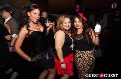 paulina rodriguez in SPiN Standard Presents Valentine's '80s Prom at The Standard, Downtown
