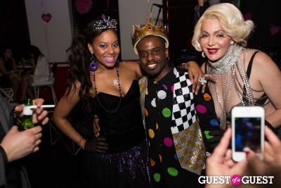 riri griffith in SPiN Standard Presents Valentine's '80s Prom at The Standard, Downtown