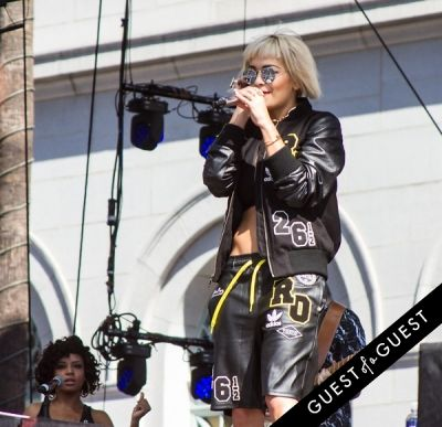 rita ora in Budweiser Made in America Music Festival 2014, Los Angeles, CA - Day 2