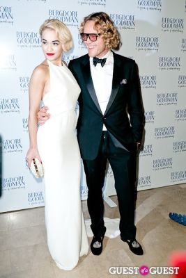 rita ora in Bergdorf Goodman celebrates it's 111th Anniversary at the Plaza