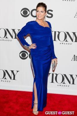 rita wilson in Tony Awards 2013