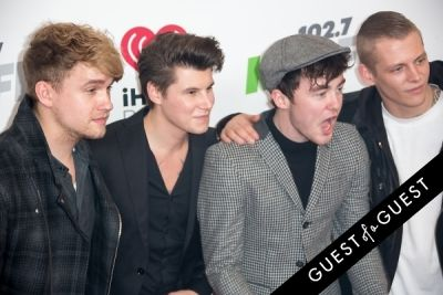 rixton in KIIS FM's Jingle Ball 2014