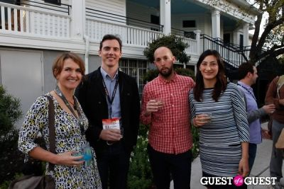 jessica sanders in SXSW — The Idealists + Representation at The Hotel Cecilia