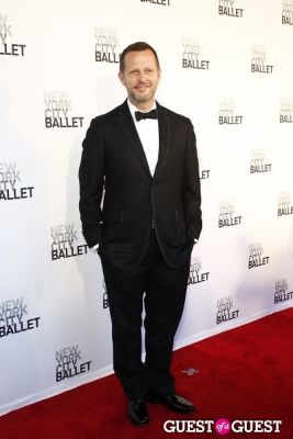 rob ashford in New York City Ballet Spring Gala 2011