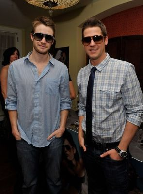 rob buckley in Launch Of Carrera Vintage Shades in Los Angeles