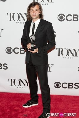 rob howell in Tony Awards 2013