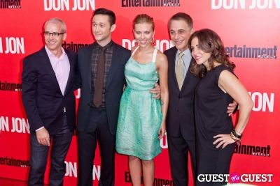 rob kim in Don Jon Premiere