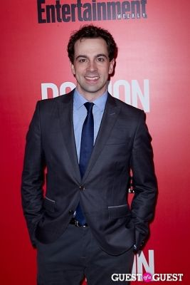 rob mcclure in Don Jon Premiere
