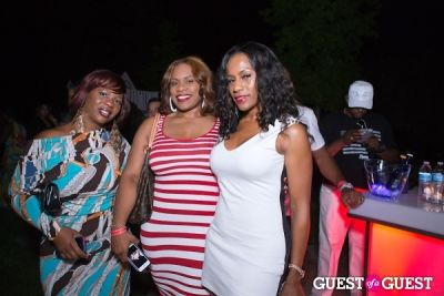 ronette goodwin in Jamie Foxx & Breyon Prescott Post Awards Party Presented by Malibu RED