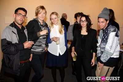 lucie stahl in Art Los Angeles Contemporary Opening Night Reception