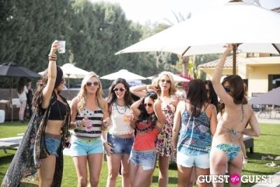 robelle del-rosario in Coachella: Dolce Vita / J.D. Fisk House Party
