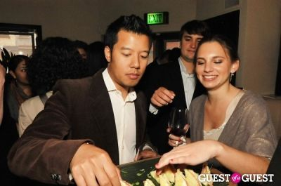 cassandra bianco in RIOJA Restaurant Week Kick-Off Party