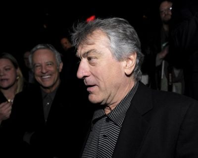 robert de-niro in Tribeca Film Festival After Party