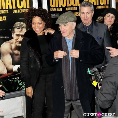 robert de-niro in Grudge Match World Premiere