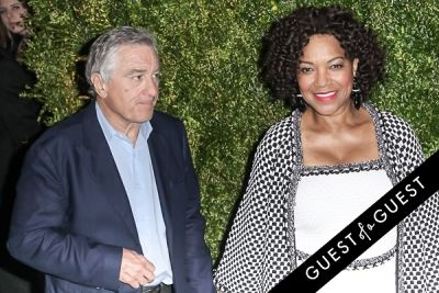 grace hightower in Chanel's Tribeca Film Festival Artists Dinner