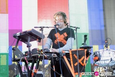 robert delong in SnowGlobe Music Festival Day Two