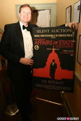 robert dyer in Young Professionals in Foreign Policy's 4th Annual State Concert & Fundraiser