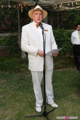 robert enholm in Woodrow Wilson House 25th Perennial Garden Party