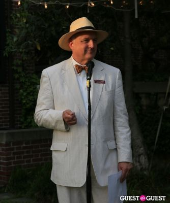 robert enholm in Woodrow Wilson House 25th Perennial Garden Party