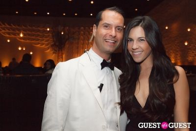 robert escalera in STK Oscar Viewing Dinner Party