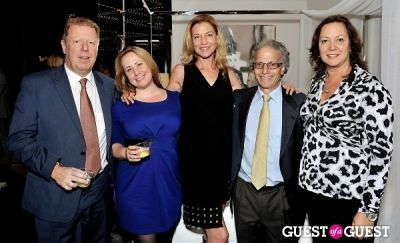katie rogulski in Luxury Listings NYC launch party at Tui Lifestyle Showroom