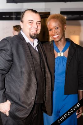 robert ilas in Ebony and Co. Design Week Party