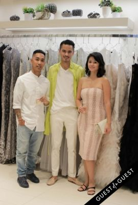 robert j.-fabros in Tadashi Shoji South Coast Plaza Re-Opening
