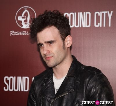 robert levon-been in Sound City Los Angeles Premiere