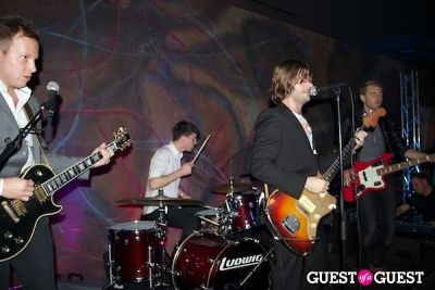 "robert schwartzman in W Hotels, Intel and Roman Coppola ""Four Stories"" Film Premiere"