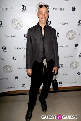 robert verdi in Destination IMAN Website Launch Party