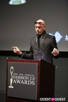 robert verdi in The 4th Annual Fashion 2.0 Awards