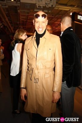 robert verdi in Jeffrey Fashion Cares 2012