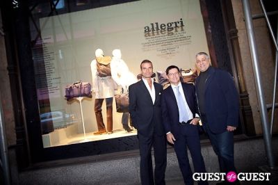 robert di-mauro in Join Saks, Allegri and Michelle Alves to Celebrate High School of Fashion Industries
