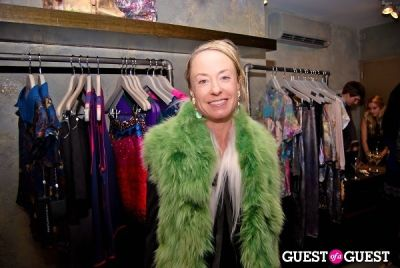 robin cofer in Ashley Turen's Holiday Fashion Fete