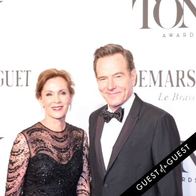 robin dearden in The Tony Awards 2014