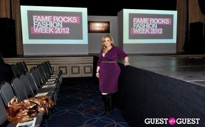robin kassner in Fame Rocks Fashion Week 2012 Part 1