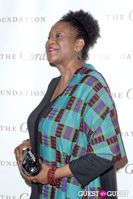 robin p.-hickman in The Gordon Parks Foundation Awards Dinner and Auction 2013
