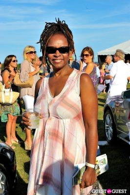 robin quivers in Week 4 - Mercedes-Benz Polo Challenge