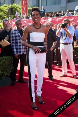 robin roberts in The 2014 ESPYS at the Nokia Theatre L.A. LIVE - Red Carpet