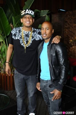 ali shaheed-muhammad in Everyday People Brunch at The DL Rooftop celebrating Chef Roble's Birthday