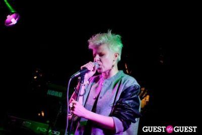 robyn in SVEDKA Vodka Sessions/ Robyn with DJ Marques Wyatt