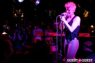 robyn in SVEDKA Vodka Sessions/ Robyn with DJ Marques Wyatt