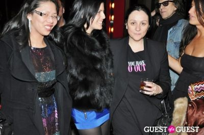kelly cutrone in Kell On Earth Premiere Party